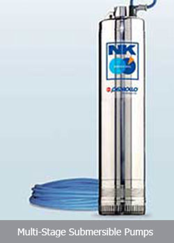 Multi-Stage-Submersible-Pumps