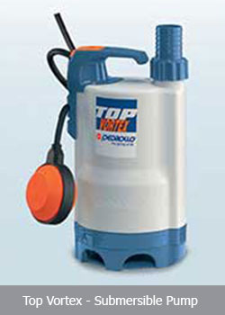Top-Vortex-Submersible-Pump